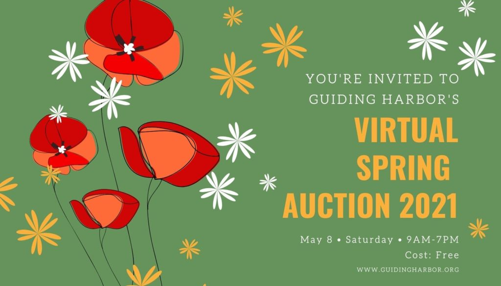 Spring Auction Flyer